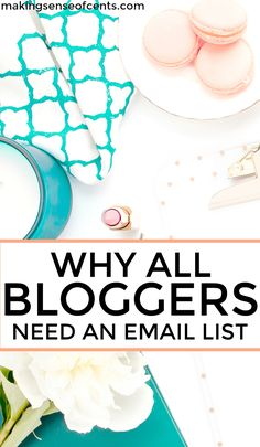 Do you have an email list for your blog yet? If you don't, then you must read this!