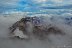 Vishnu Temple from Cape Royal North Rim Grand Canyon National Park http://geogypsytraveler.com/2014/08/15/foto-friday-fun-72/