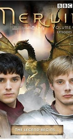 Merlin: Created by Johnny Capps, Julian Jones, Jake Michie.  With John Hurt, Bradley James, Colin Morgan, Richard Wilson. The adventures of the legendary sorcerer as a young man.