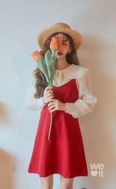 Female Pose Reference, Pose Reference Photo, Korean Street Fashion, Asian Fashion, Fashion Poses, Fashion Outfits, Human Poses, Female Poses, Asian Style