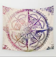 This tapestry screams Neverland! It's a little too small for my bedroom but maybe i can put it in my house one day.