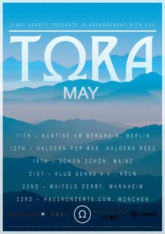 RA: Tora at Kantine am Berghain, Berlin