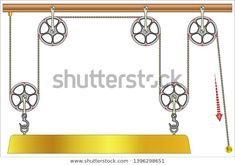 Find Mechanical Power Loaded Movable Pulleys stock images in HD and millions of other royalty-free stock photos, illustrations and vectors in the Shutterstock collection.