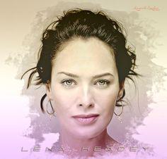 Lena Headey - Smudge
