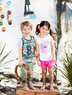 The new Europe Collection, only for #GUESSkids