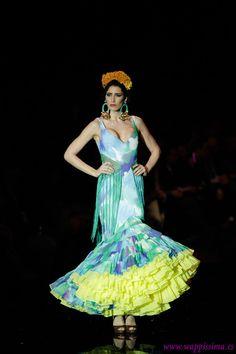 MAMA DE MAYOR QUIERO SER FLAMENCA - ELENA RIVERA - Página 27 de 131 - Todo sobre Moda Flamenca