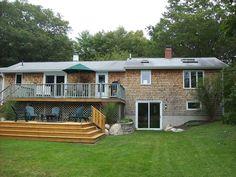 House vacation rental in Goose Rocks Beach from VRBO.com! #vacation #rental #travel #vrbo
