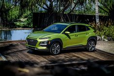2018 hyundai kona with its quirky styling the kona is set to perk up