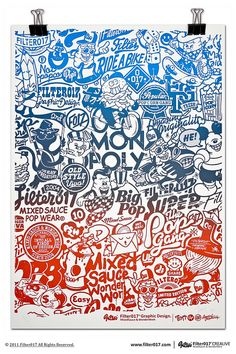 Razzle Dazzle Classic 2011 SCREEN PRINTING POSTER by Filter017