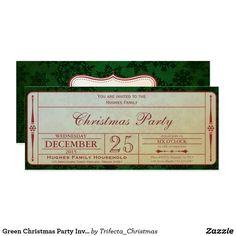 Red gold baubles elegant christmas dinner party card christmas red gold baubles elegant christmas dinner party card christmas closet pinterest stopboris Gallery