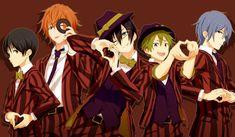 highxjoker Jun, Fanart, Idol, Anime, Anime Shows, Fan Art