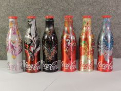 Limited Coca Cola aluminium bottles Hungary Hungarian McDonald's set in Collectibles, Advertising, Soda | eBay
