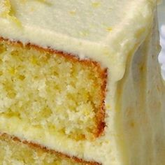 Lemon Velvet Cake Recipe Afternoon Tea, Desserts with cake flour, baking soda, baking powder, salt, sugar, vegetable oil, vegetable shortening, vanilla extract, lemon extract, large eggs, buttermilk, lemon, powdered sugar, unsalted butter, lemon extract, lemon zest, milk