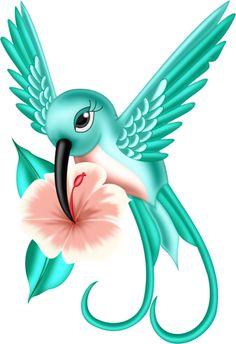 Beautiful Hummingbird