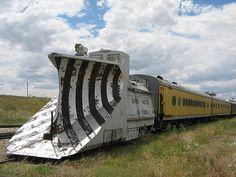 Snow Plow Train