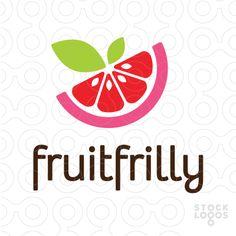 Exclusive Customizable Logo For Sale: Fruitful Fruit Smoothies | StockLogos.com