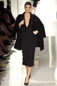 Ungaro Couture Fall 2003 Couture Fashion Show - Emanuel Ungaro, Michelle Alves