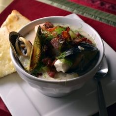 Seafood Chowder by thefoodiecouple