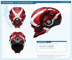 Locus Helmet