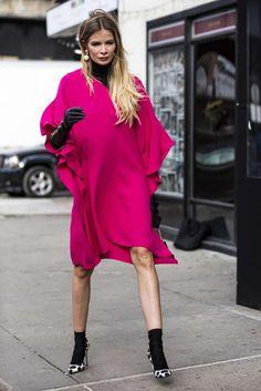 Street Fashion New York N291, 2017