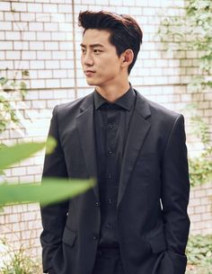 'Hey Ghost, Let's Fight' has released some gorgeous still cuts of male lead Ok Taecyeon, and he is looking mighty fine! The handsome star is seen showcasing his good looks, to-die-for jawline, and heart-stopping half smile. Bring It On Ghost, Lets Fight Ghost, Hot Korean Guys, Korean Men, Asian Actors, Korean Actors, Korean Dramas, Moorim School, Oh My Venus