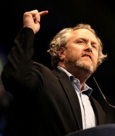 "Andrew Breitbart, 1969-2012 Dr. Jim Garrow said, ""Andrew Breitbart did not die from natural causes, but was killed by the Obama Administration."""