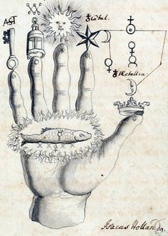 Alchemical manuscrip