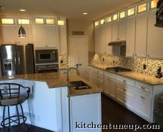 Kitchen Tune Up Specializes In Affordable Kitchen Remodeling, Refacing, New  Cabinets, Bathroom Remodeling U0026 Wood Restoration.