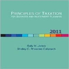 Test bank questions fixed the textbook with full answers in free it is the best way to learn and memorize from 53 free test bank for principles of taxation for business and investment planning 14th edition by jones fandeluxe Gallery