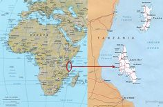 This is Africa. Dar Es Salaam, Congo, Tanzania, Ocean, Travel, Marco Polo, Maps, Bucket, African