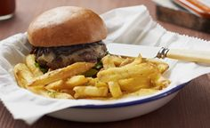 Honest Burgers    4A MEARD STREET  LONDON, W1F 0EF