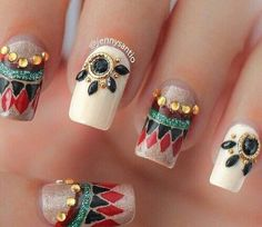 Imagen de nail art and style