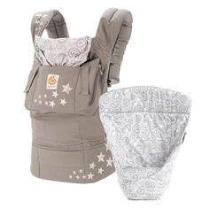 <p>The renowned comfort and ergonomics of the Ergobaby Original 3 position baby carrier Galaxy Grey, coupled with our new Easy Snug Infant Insert, makes this Bundle of Joy the perfect gift for newborns for a cozy transition to the world from the womb and years to come.</p>