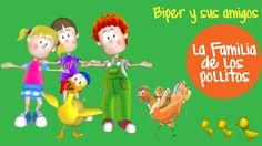 La Familia De Los Pollitos - Biper Y Sus Amigos