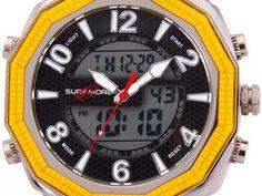 Relógio Masculino Surf More 4020391M - Anadigi Resistente à Água com as melhores condições você encontra no Magazine Luizamarcelonune. Confira!