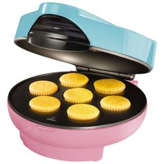 I pinned this Riverside Cupcake Maker from the Nostalgia Electrics event at Joss and Main!