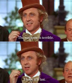 Willy Wonka and the Chocolate Factory (1971) #movies #willywonka #quotes