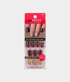 imPRESS Gel Manicure - Symphony - imPRESS Gel Manicure - Brands - Nails