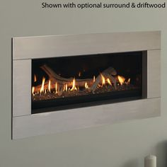 Echelon Direct Vent Fireplace - 60"