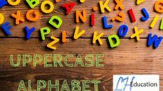 uppercase alphabet 1080p