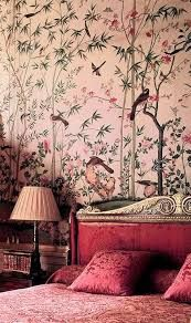 Image result for chinoiserie bedroom