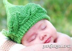 Вязание детских шапочек