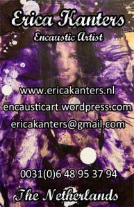 Erica Encaustic Artist