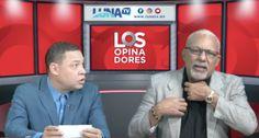 """Los Opinadores Dicen Que El Ministro José Ramon Peralta Cree Que Es Un """"Porfirio Rubirosa"""""""