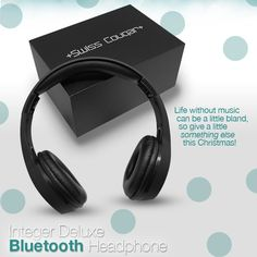We are a supplier of Swiss Cougar Bluetooth Headphones as Corporate Gifts. These are high quality, wireless headphones Bluetooth Headphones, Over Ear Headphones, Give A Little, Latest Gadgets, Gadget Gifts, Corporate Gifts, South Africa, Technology, Tech