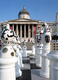 Installation - The Tournament - by Hayon Studio , London Design Festival
