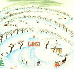The Little House, by Virginia Lee Burton