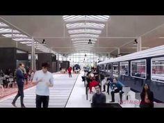 1000 START-UPs @ Halle Freyssinet - Xavier Niel - YouTube