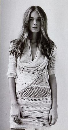 Clare Tough (knit and crochet combo i think?)
