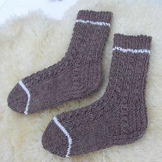 Ravelry: Jolly Roger Socks pattern by Anita Grahn